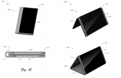Microsoft Foldable Smartphone Patent Surfaces