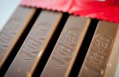 Nestle Fails to Trademark Four-fingered KitKat Shape