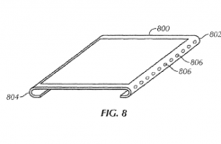 Apple Patents Ideas for A Borderless Device with Fingerprint-scanning Screen