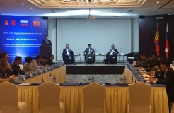 SIPO Head attended the 5th IP Workshop between China, Mongolia and Russia