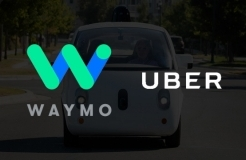 Uber 'settles Waymo trade secrets case for $245m'