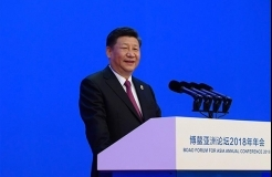 President's message on trade well received