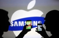 Samsung told to pay Apple $539m for patent infringement