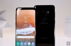 Nine people charged with selling Samsung's curved display tech