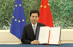 China and EU Sign Landmark Geographical Indications Deal
