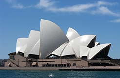 Opera House takes legal action over China group's use of sails in logo