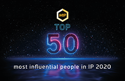 The 50 most influential people in IP 2020