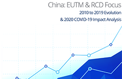 China: EUTM and RCD Focus – 2010 to 2019 Evolution & 2020 COVID-19 Impact Analysis
