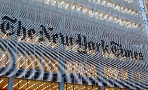 New York Times sues Time Magazine for trademark infringement